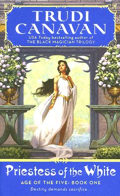 Priestess of the White, Canavan, Trudi