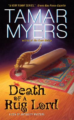 Death of a Rug Lord (Avon Mystery), TAMAR MYERS