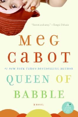 Image for QUEEN OF BABBLE A NOVEL