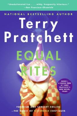 Equal Rites, Pratchett,Terry