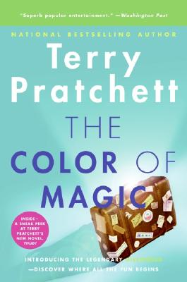 Image for The Color of Magic: A Discworld Novel