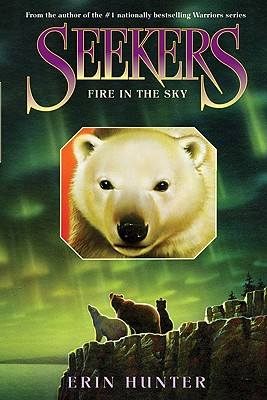 Image for SEEKERS - BOOK 5 - FIRE IN THE SKY