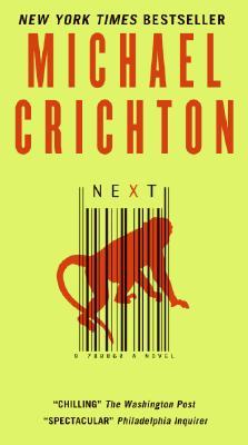 Next (Harper Fiction), MICHAEL CRICHTON