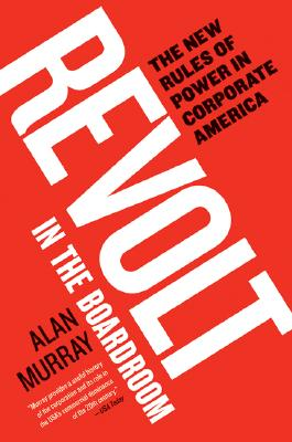 Image for REVOLT IN THE BOARDROOM : THE NEW RULES