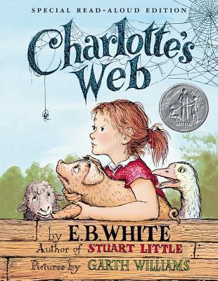 CHARLOTTE'S WEB, WHITE, E.B.