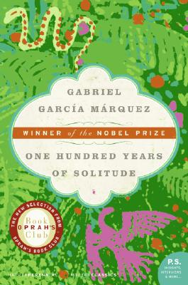 One Hundred Years of Solitude, Marquez, Gabriel Garcia;Rabassa, Gregory