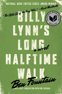 Image for Billy Lynn's Long Halftime Walk  **SIGNED 1st Edition /1st Printing +Photo**