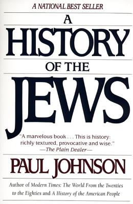 A History of the Jews, Johnson, Paul