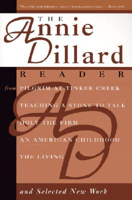 Image for ANNIE DILLARD READER