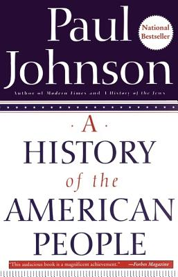 History of the American People, PAUL JOHNSON