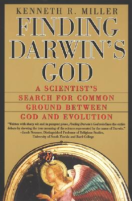Image for FINDING DARWIN'S GOD