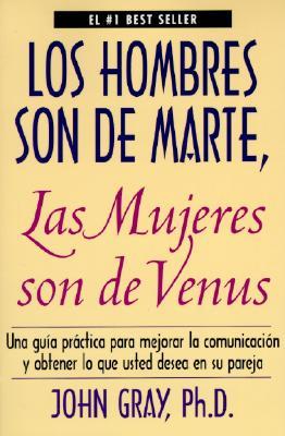 Image for Los hombres son de Marte, las mujeres son de Venus