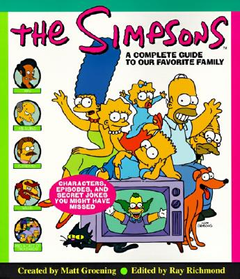 Image for SIMPSONS COMPLETE GUIDE