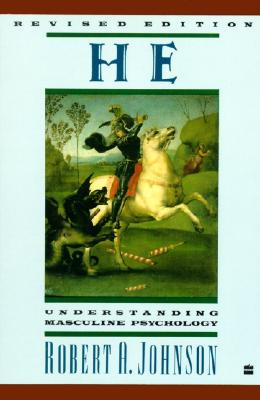 Image for He: Understanding Masculine Psychology (Perennial Library)
