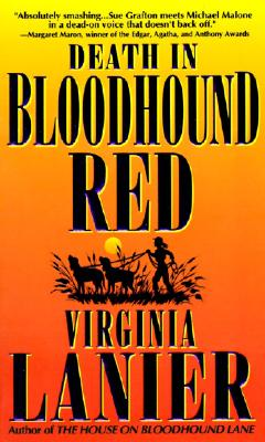 Image for Death in Bloodhound Red (Bloodhound (Paperback))