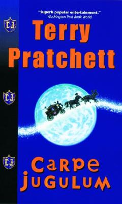 Carpe Jugulum, Pratchett, Terry