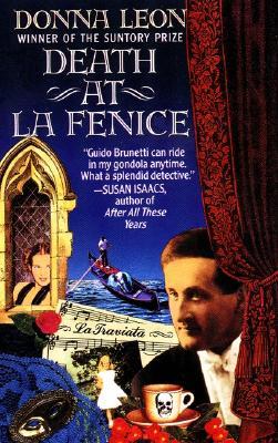 Death At La Fenice, DONNA LEON