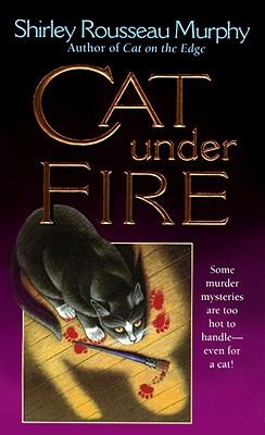 Cat Under Fire, SHIRLEY ROUSSEAU MURPHY
