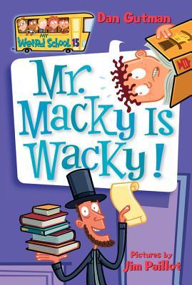 Image for MR. MACKY IS WACKY MWS 15