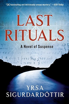 Last Rituals, Sigurdardottir, Yrsa