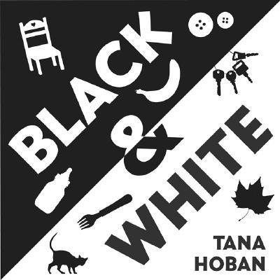 Image for Black & White Board Book