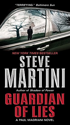 GUARDIAN OF LIES [TALL PB], Martini, Steve