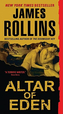 Altar of Eden, James Rollins
