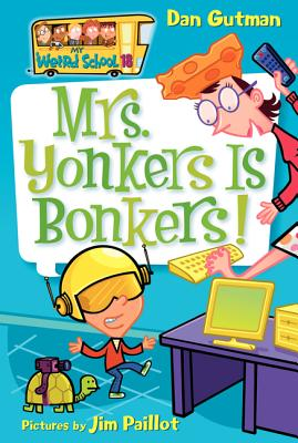 Image for MRS. YONKERS IS BONKERS!