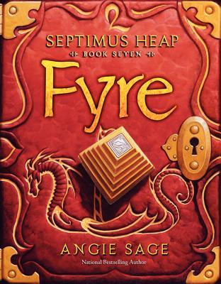 Fyre (Septimus Heap, Book 7), Angie Sage