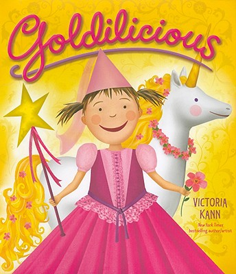 Image for Goldilicious (Pinkalicious)