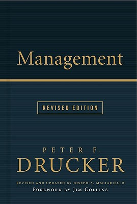Management Rev Ed, Drucker, Peter F.