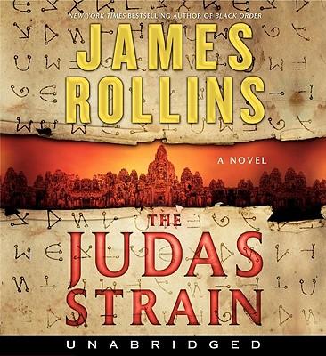 Image for The Judas Strain CD: A Sigma Force Novel (Sigma Force Novels)