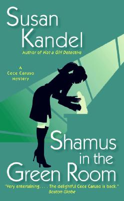 Image for Shamus in the Green Room (Cece Caruso Mysteries)
