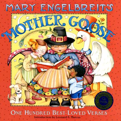 Mary Engelbreit's Mother Goose Book and CD, Engelbreit, Mary