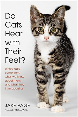 Image for Do cats hear with their feet?