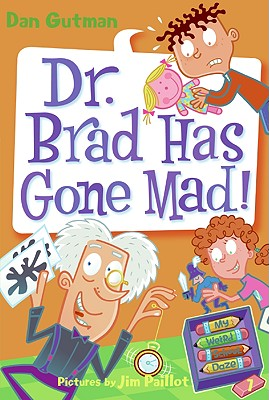 Image for DR. BRAD HAS GONE MAD!