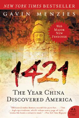 Image for 1421: The Year China Discovered America