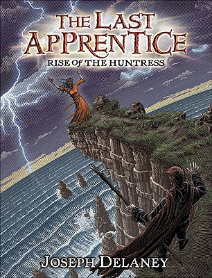 Image for LAST APPRENTICE, THE RISE OF THE HUNTRESS