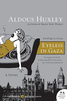 Image for Eyeless in Gaza: A Novel (P.S.)