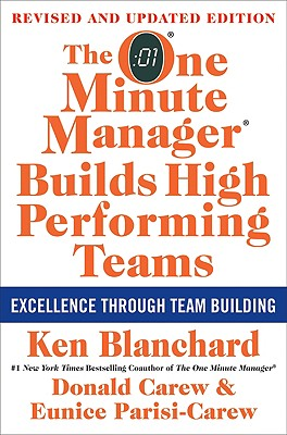 Image for The One Minute Manager Builds High Performing Teams: New and Revised Edition