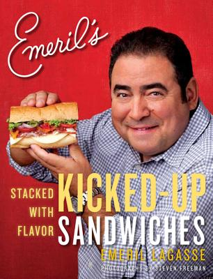 Image for EMERIL'S KICKED-UP SANDWICHES