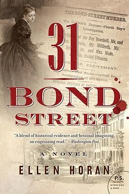 Image for 31 BOND STREET : A NOVEL