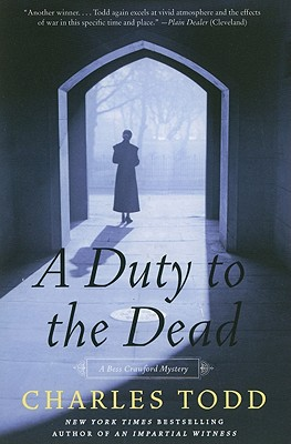 A Duty to the Dead, Todd, Charles