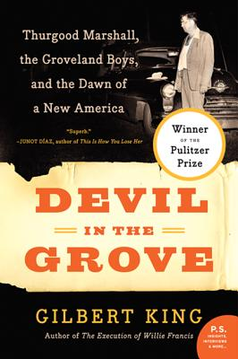 Image for Devil in the Grove: Thurgood Marshall, the Groveland Boys, and the Dawn of a New America