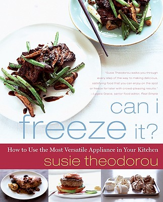 Image for CAN I FREEZE IT?