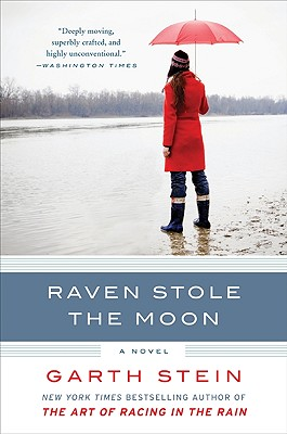Raven Stole the Moon: A Novel, Garth Stein