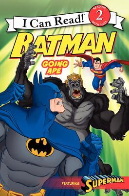 Image for Going Ape (BatMan)