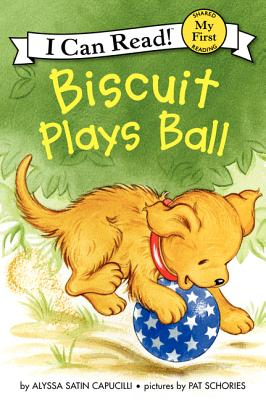 Image for Biscuit Plays Ball (My First I Can Read)
