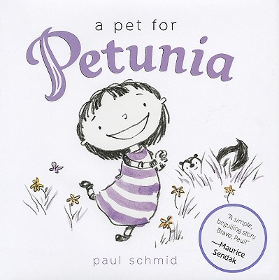 Image for A Pet for Petunia