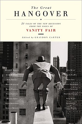 Image for Great Hangover: 21 Tales of the New Recession from the Pages of Vanity Fair
